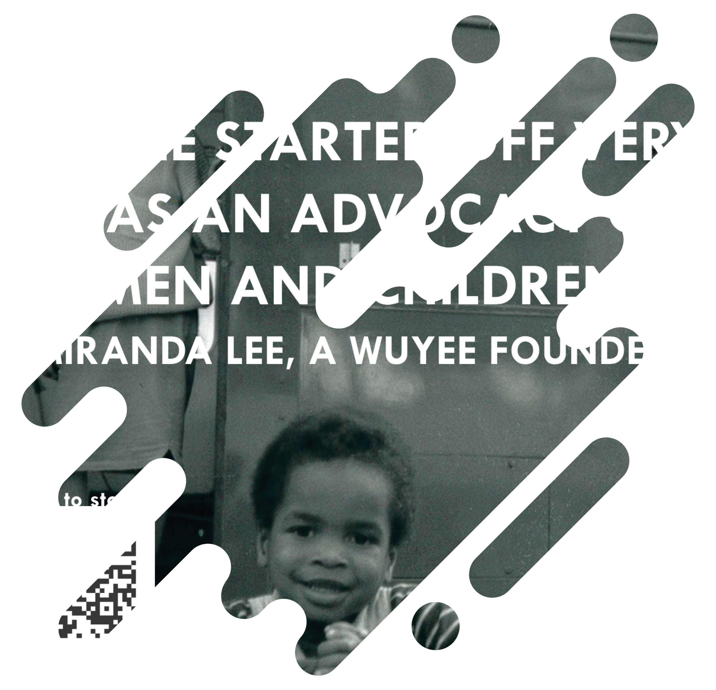 Wu Yee Stories is an experiential platform that allows people in California to advocate for increased funding in early childhood education. -