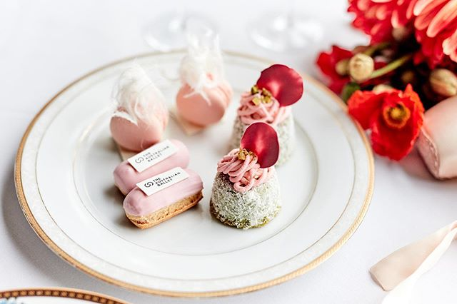 A dreamy Nutcracker High Tea coming soon! In collaboration with @ausballet @langhammelbourne are launching The Nutcracker Ballet Dinner High Tea 💕 entrée, main and delicious desserts by @elainesediblejourneys  17th-27th September 💕 Styled by myself and shot by @ironchefshellie