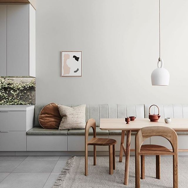 The first of the 2020 @duluxaus colour forecasts to be released is 'Grounded'. I'm loving the theory of 'less is more', the calming neutrals and natural textures are speaking my language. Inspiring us to live a more considered, conscious life- amen to that!
