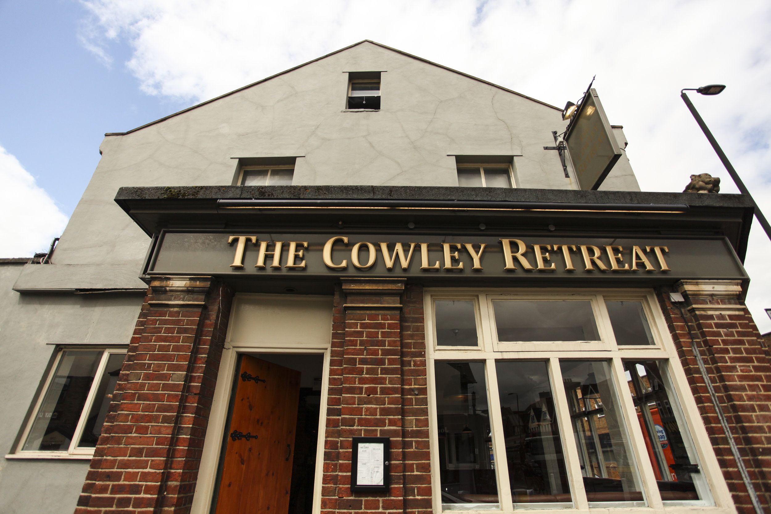 The Cowley Retreat in East Oxford