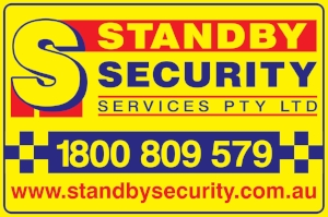 Standby Security Large Sign.jpg