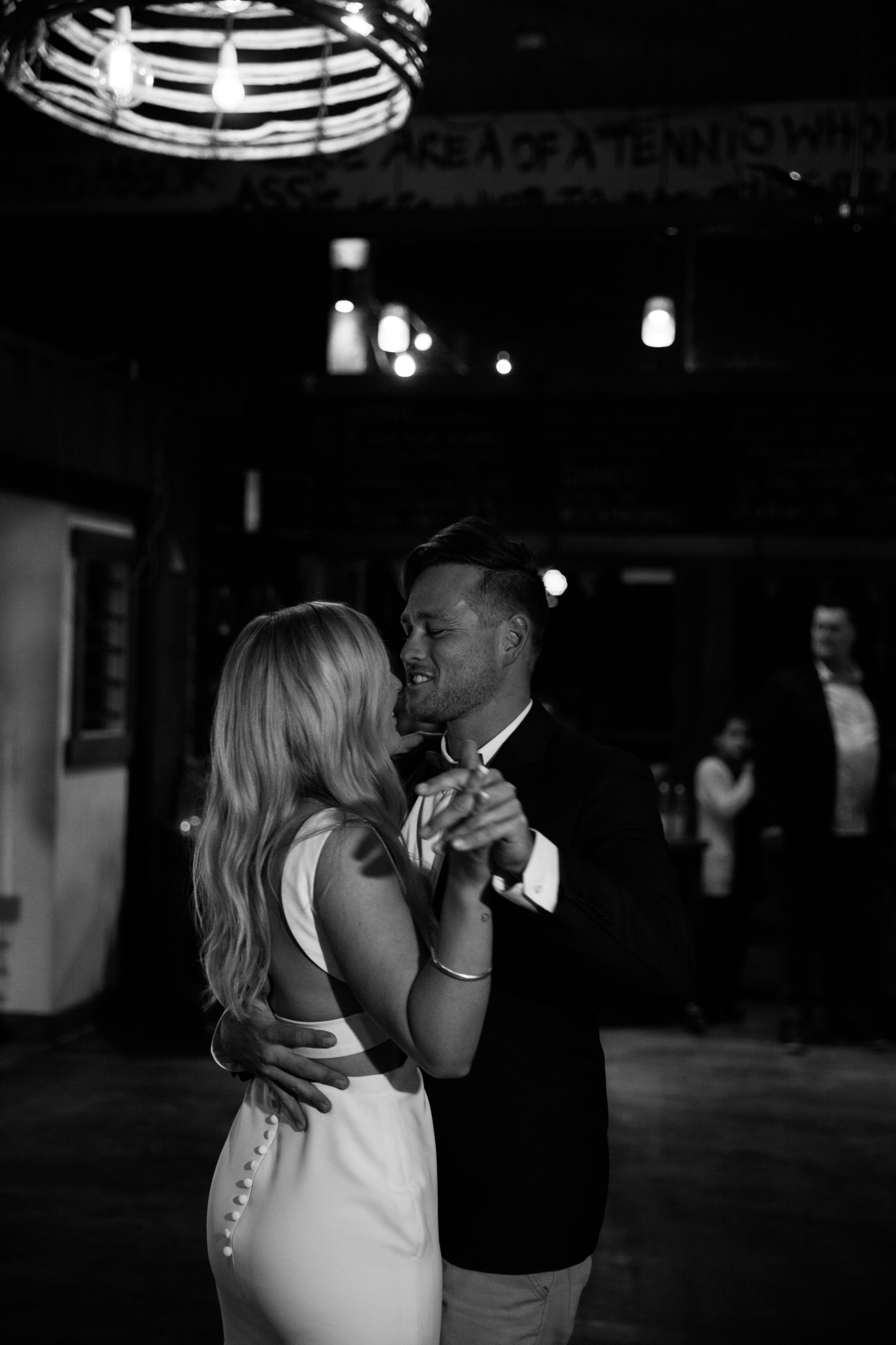 Geelong Wedding Photography | First Dance | The Farmers Place