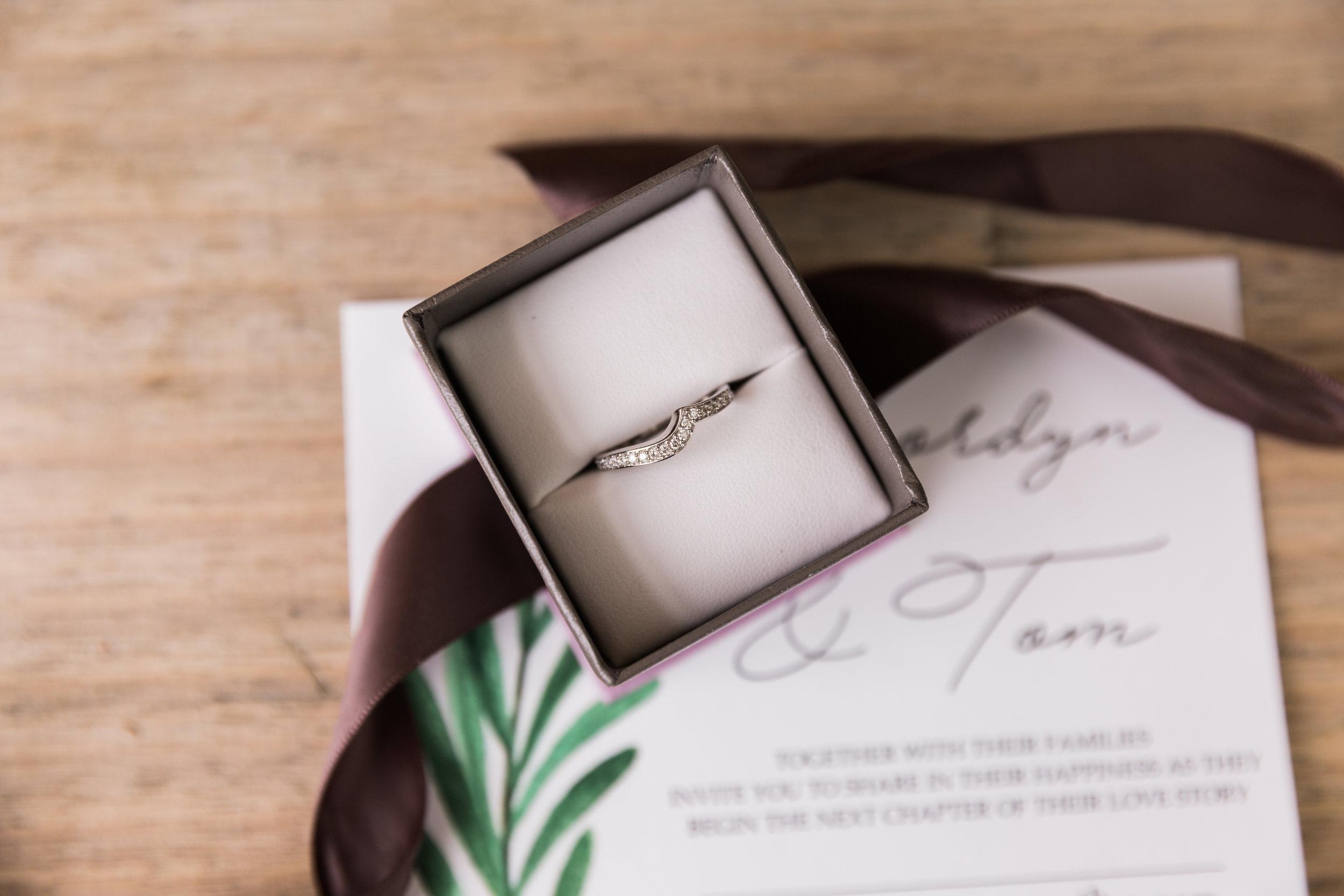 Geelong Wedding Photography | Wedding Ring