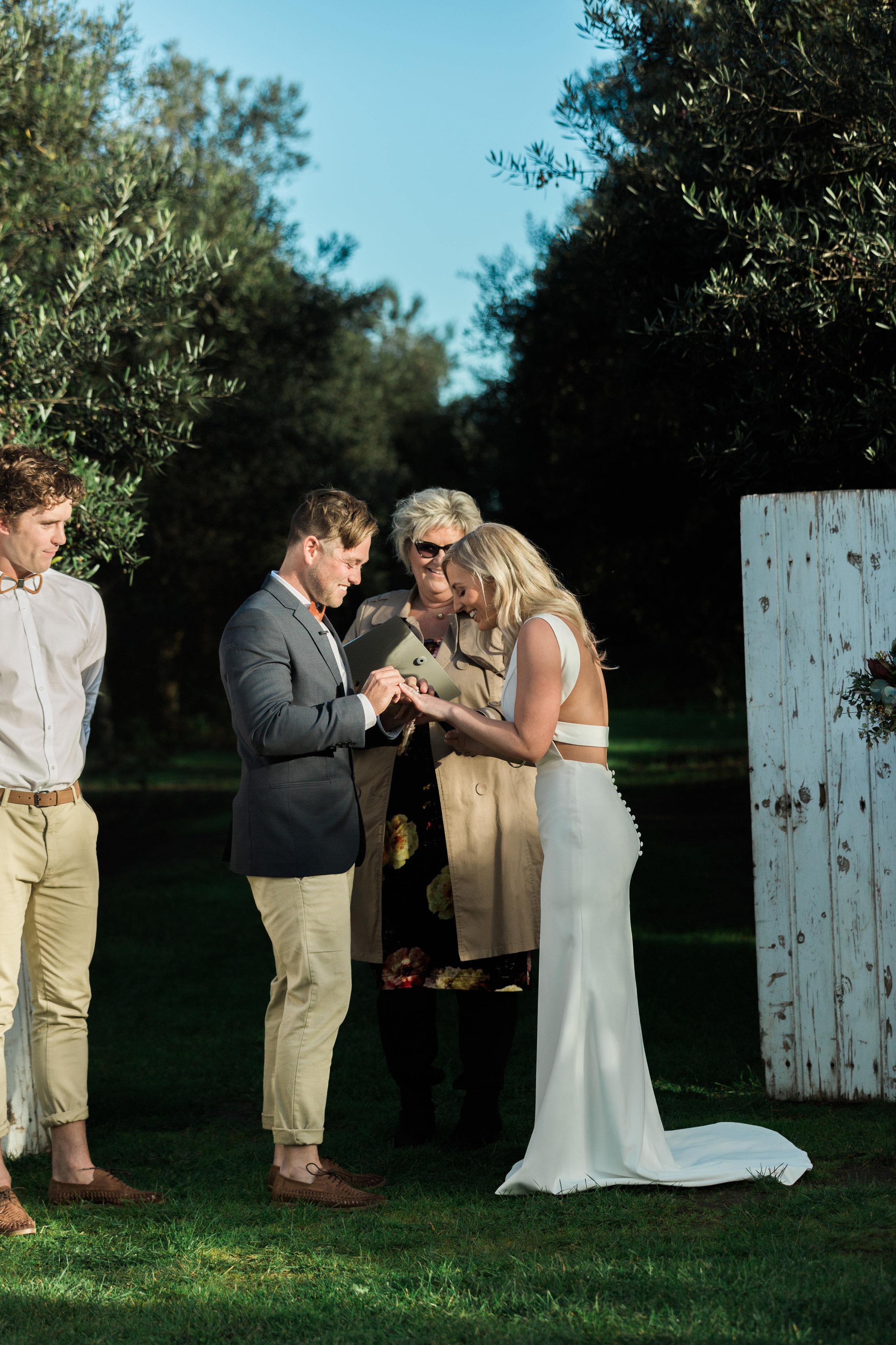 Geelong Wedding Photography | Mount Duneed Estate