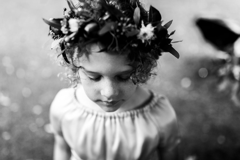 Ballarat Flower Girl