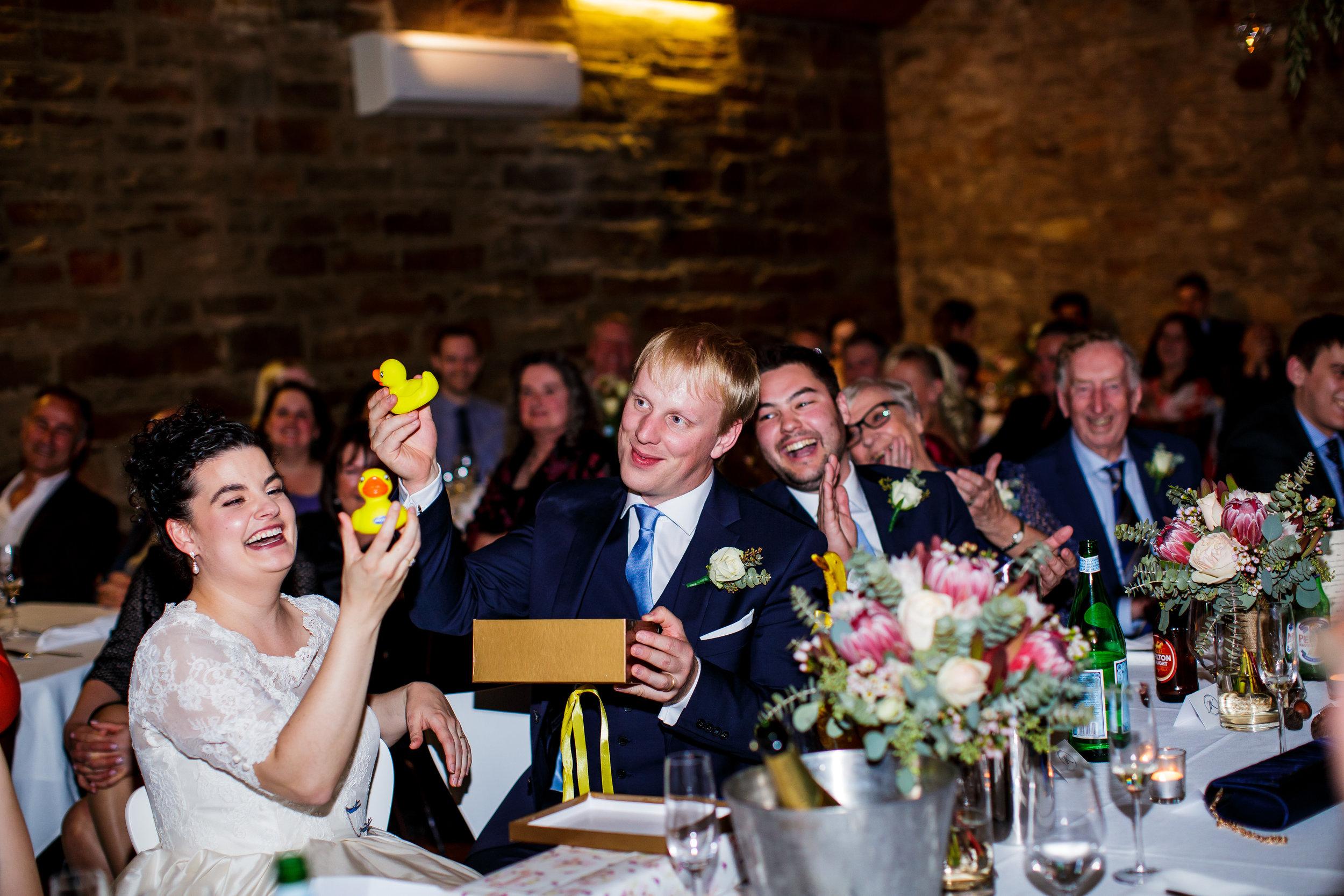 Wedding Photography at Chateau Dore Bendigo