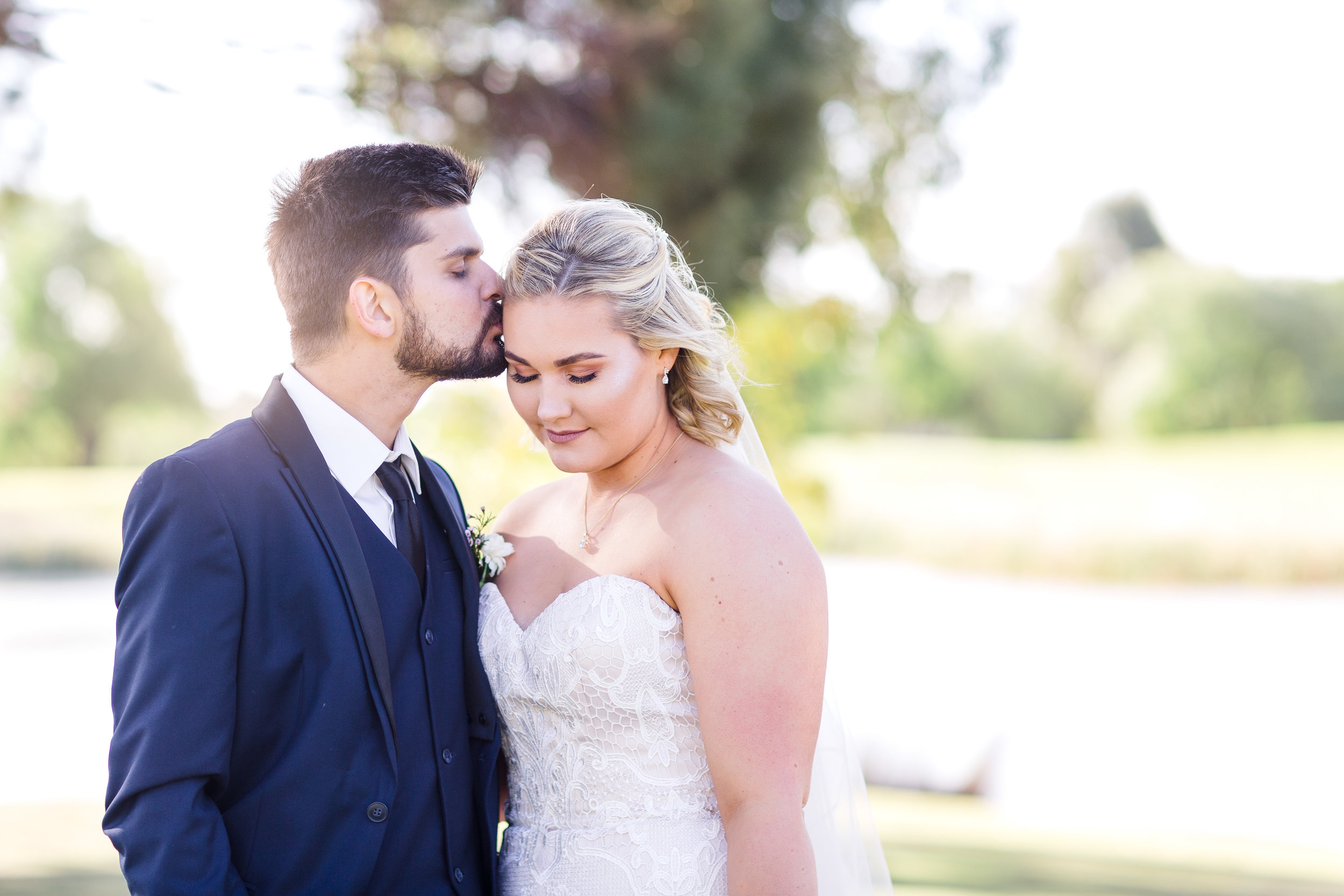 Echuca Wedding