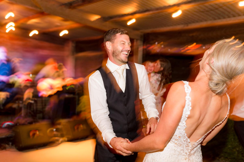 Ballarat wedding reception