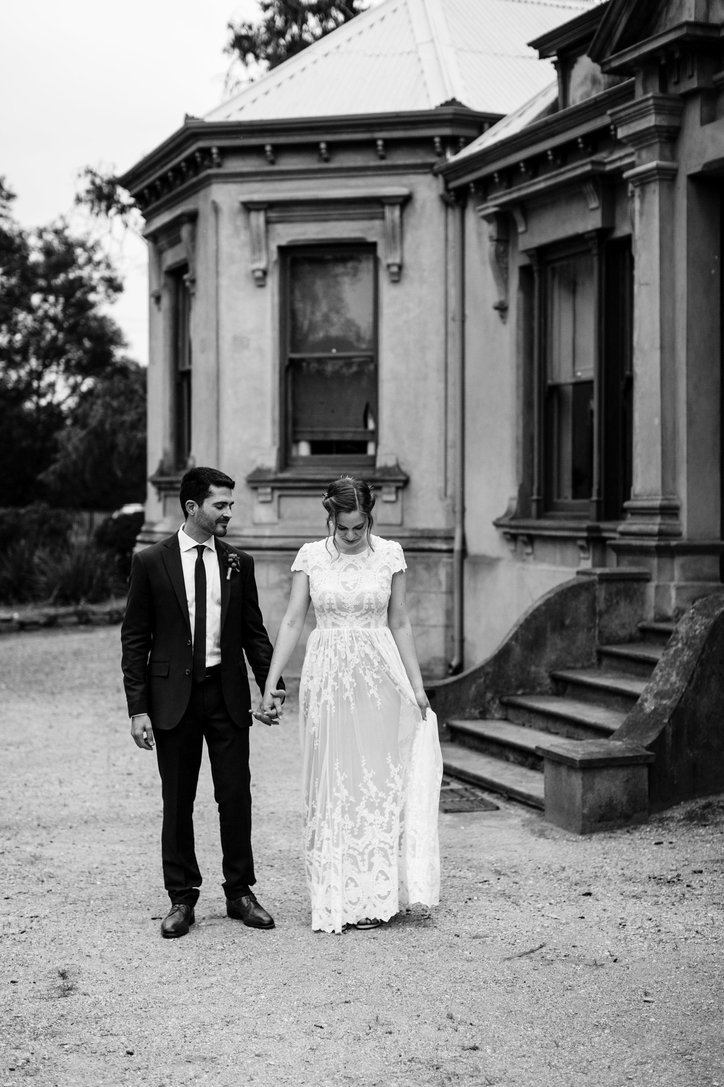 Castlemaine Wedding