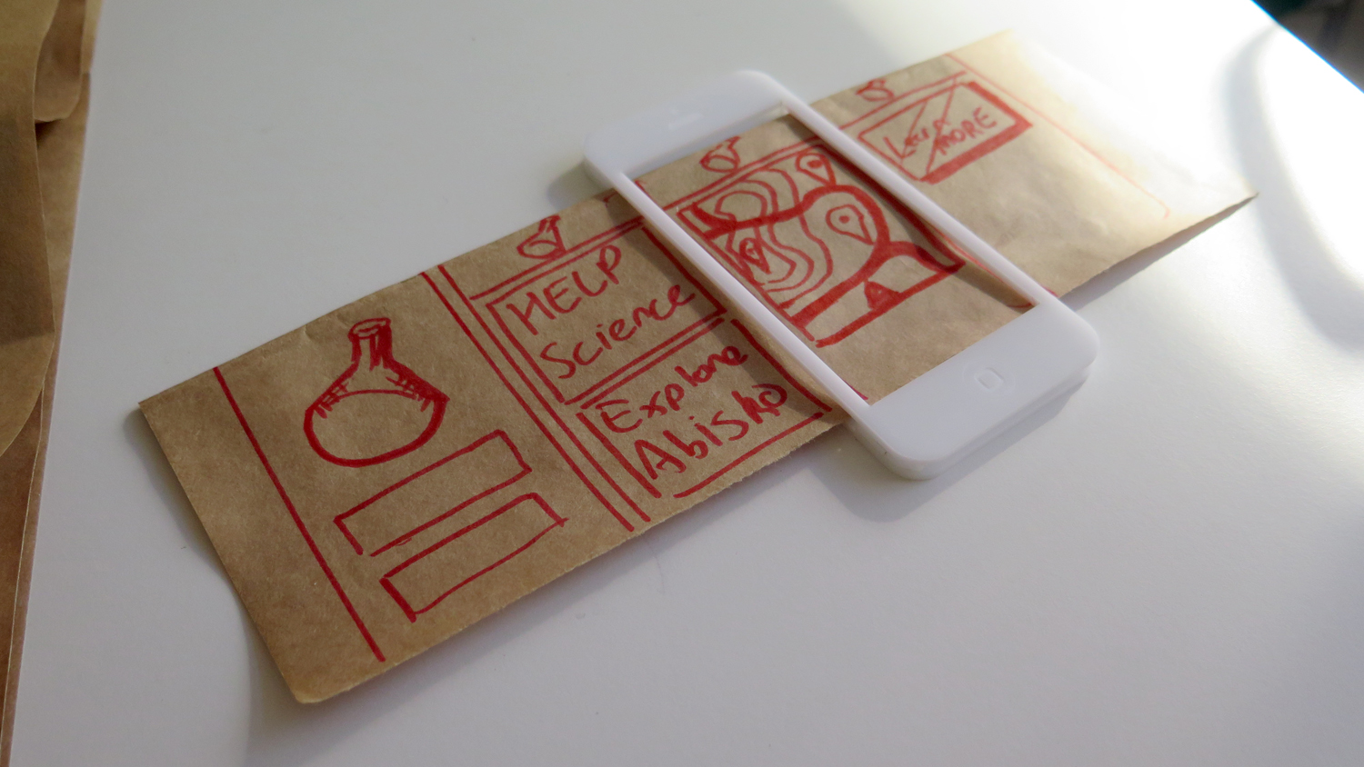 Paper Prototyping Apps