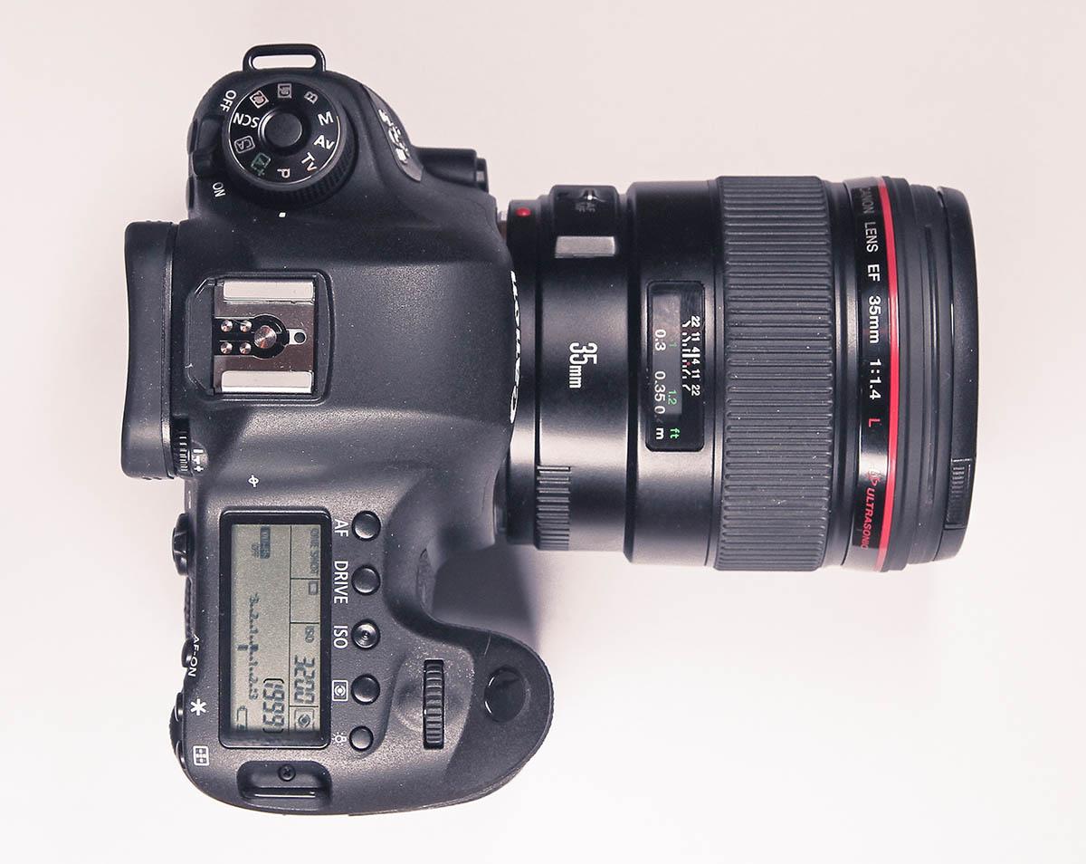 Canon 6D - The Best Landscape Camera?