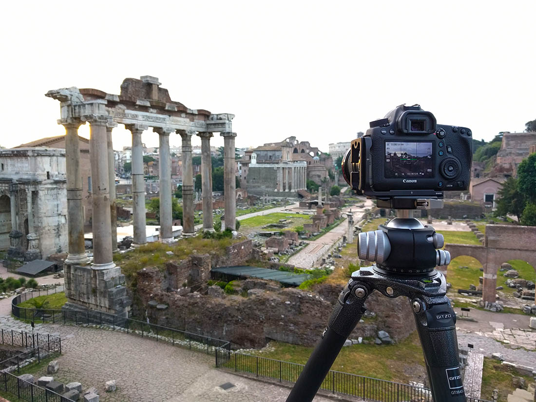 Canon 6D in action. (Nexus 6P)