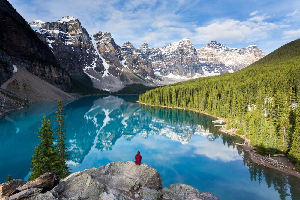 Moraine Lake, Canada - Dave Valler