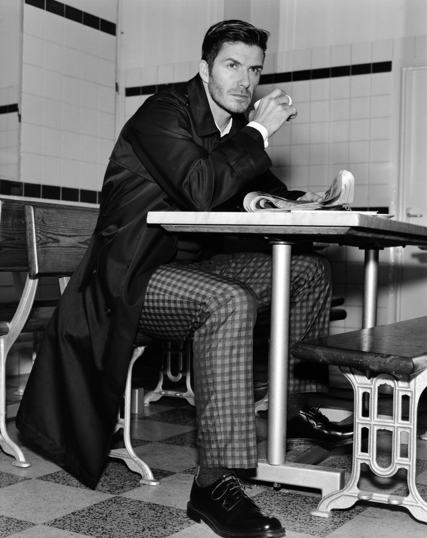 David Beckham / Fantastic Man / Alasdair Mclellan
