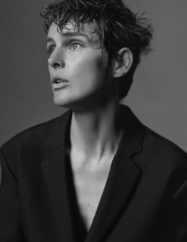 Stella Tenant by Mario Testino