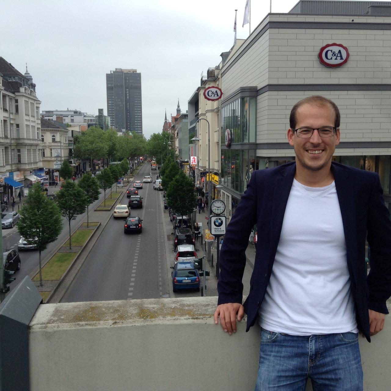 Mein Kiez - mein Steglitz C: Benedikt Lux