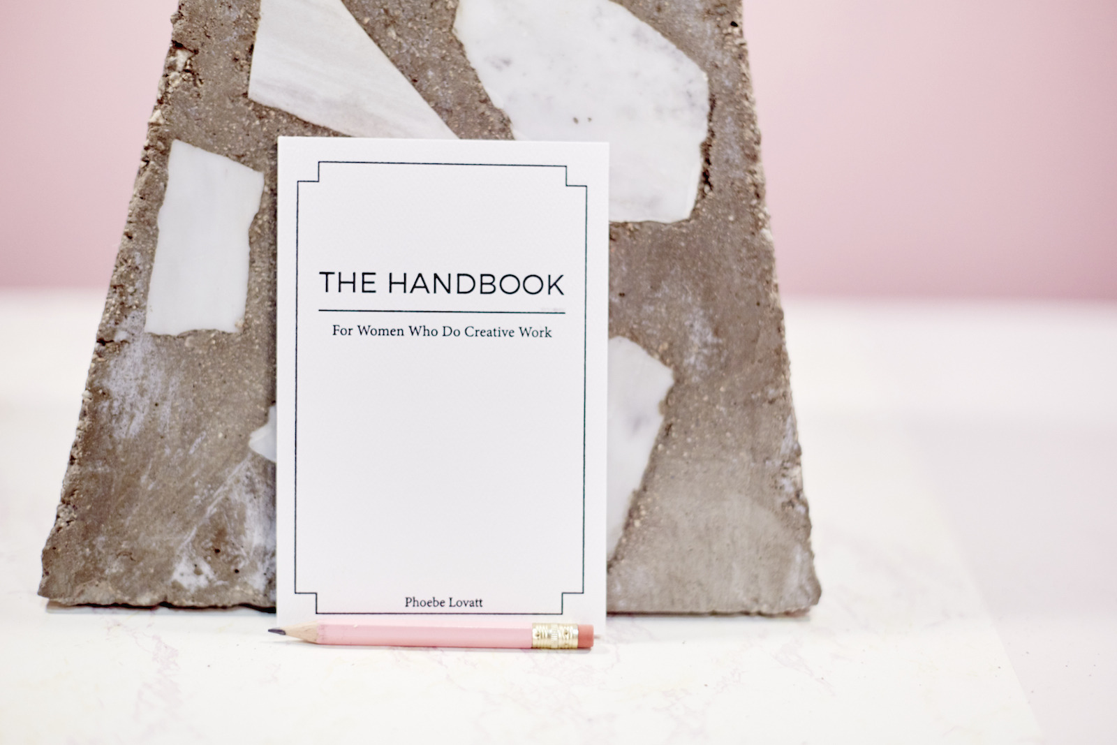 The Handbook for Women Who Do Creative Work, launched alongiside first WW Club event in LA