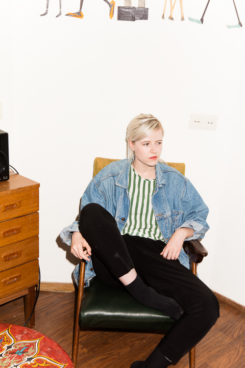 MEET: AMBER ARCADES  Anelotte de Graaf navigates between the worlds of immigration law, music and organic farming on a daily basis.  Read More >