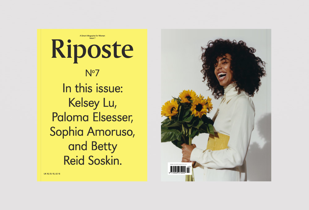 ISSUE #7 OUT NOW   Our latest issue is out and about in bookshops world-wide. She's packed with amazing women, personal and honest interviews, thought-provoking features and punch-you-in-the-face visuals.   Click here to take a look inside and order your copy.