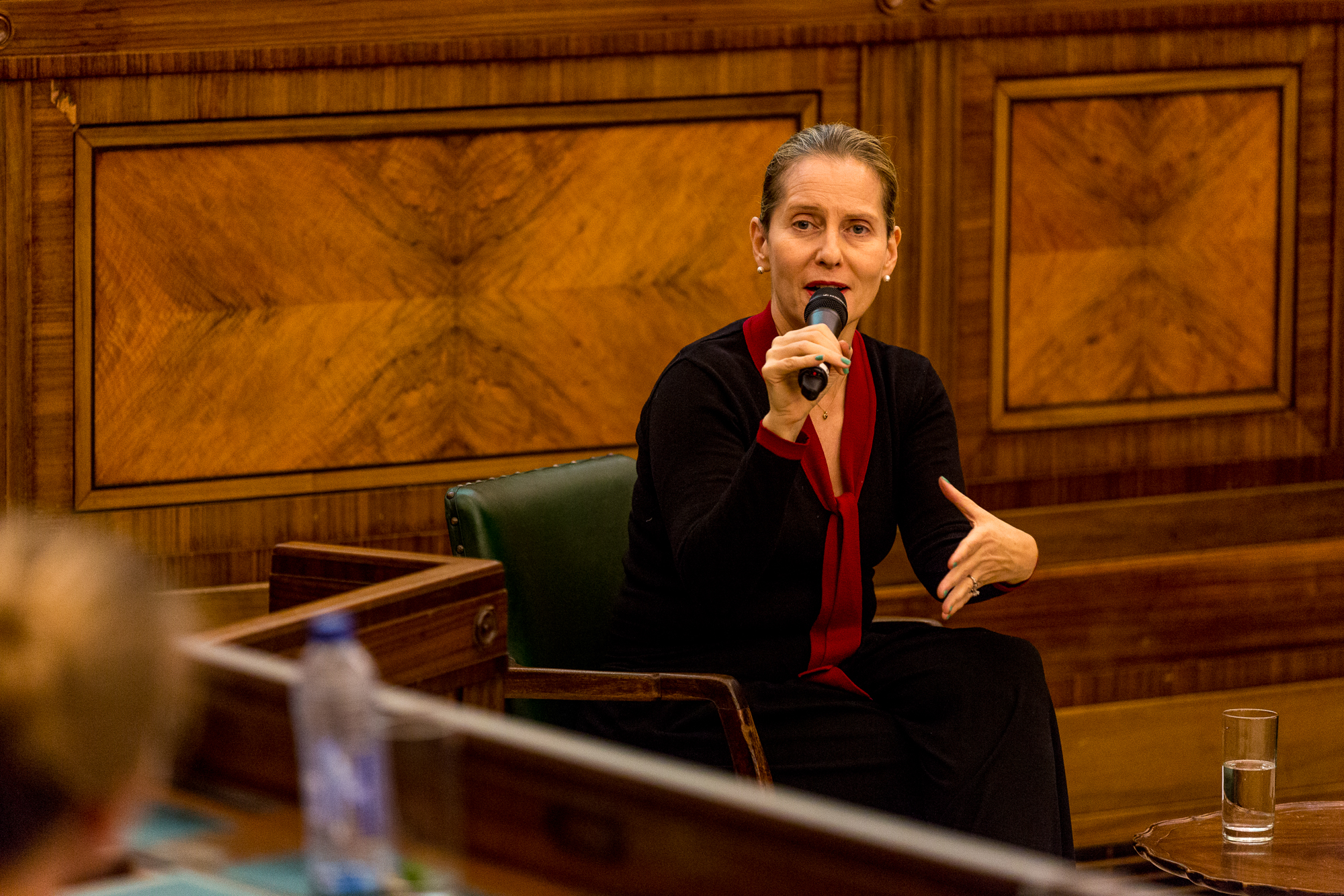 EVENTS: RIPOSTE PRESENTS... PAOLA ANTONELLI    At the end of February we were incredibly honoured and happy to welcome Paola Antonelli, senior curator of architecture and design and MoMA and also head of their research and development department to speak at one of our Riposte Presents events.  Read more >