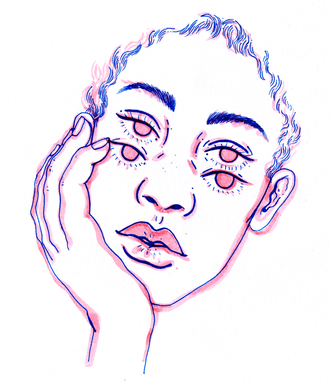 Eve Archer - Four Eyes.jpg