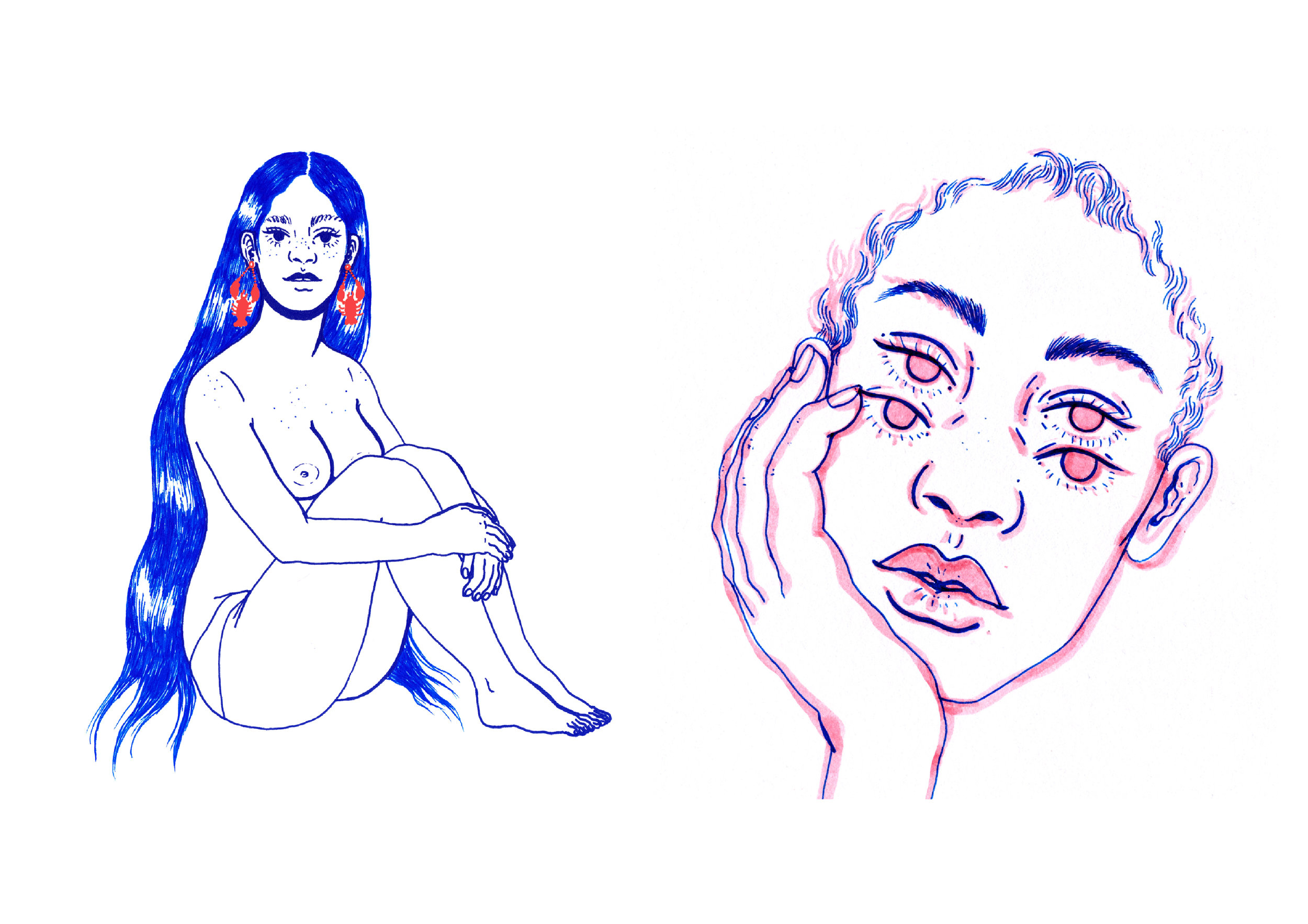 MEET: EVE ARCHER    Eve Archer is an illustrator from South London whose work celebrates women and their bodies. Her bold and beautiful work caught our eye recently so we sat down with her to find out more about her Manga inspirations and why being weird is a good thing.  READ MORE