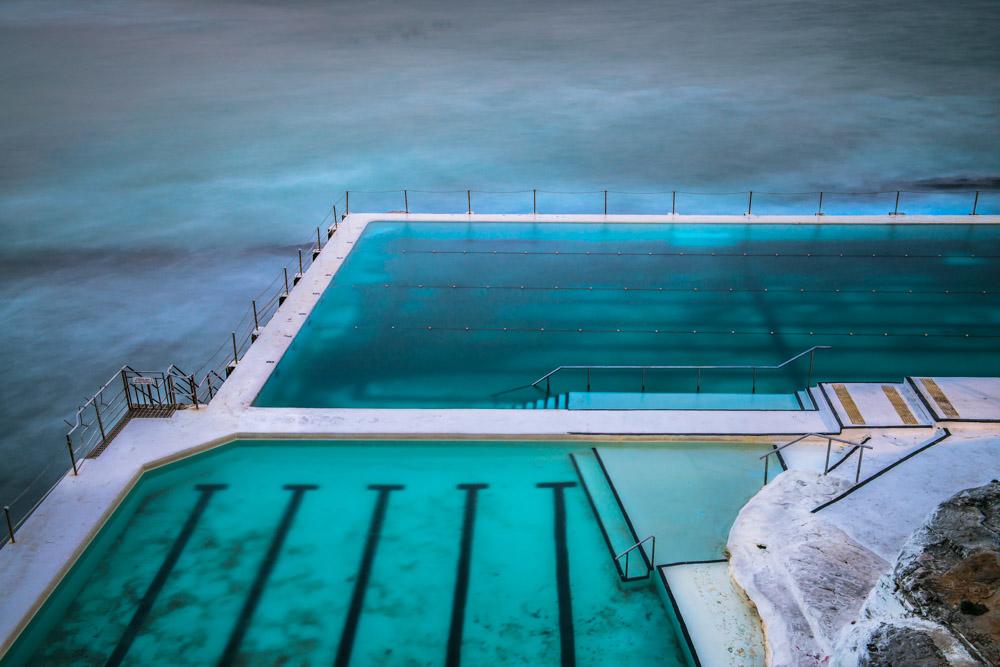 Blue Ice #1