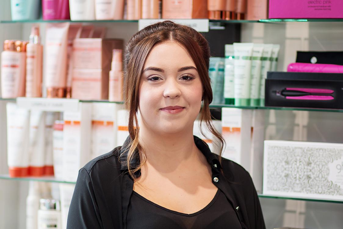 Katie Davies - Apprentice