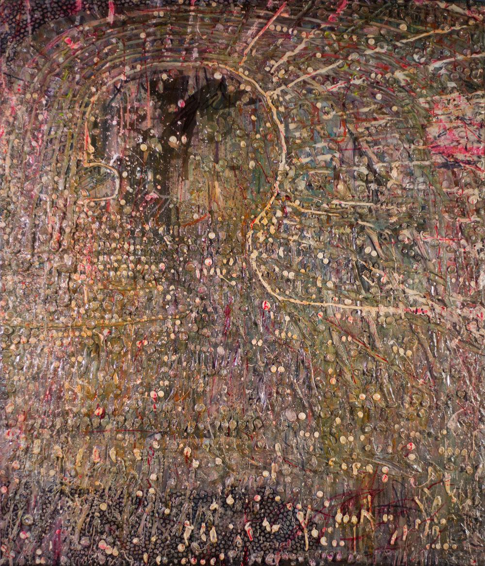 Acrylic on Canvas - 130x110cm