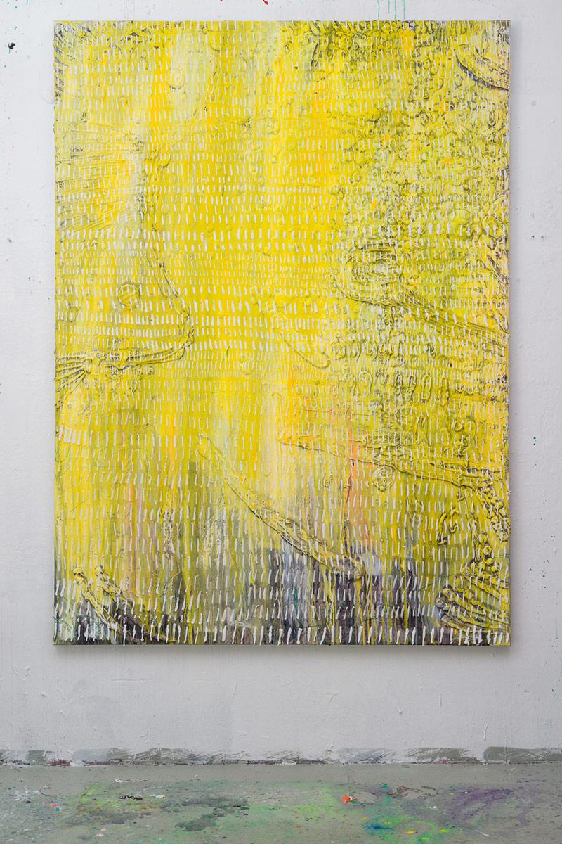 Acrylic on canvas 260x190
