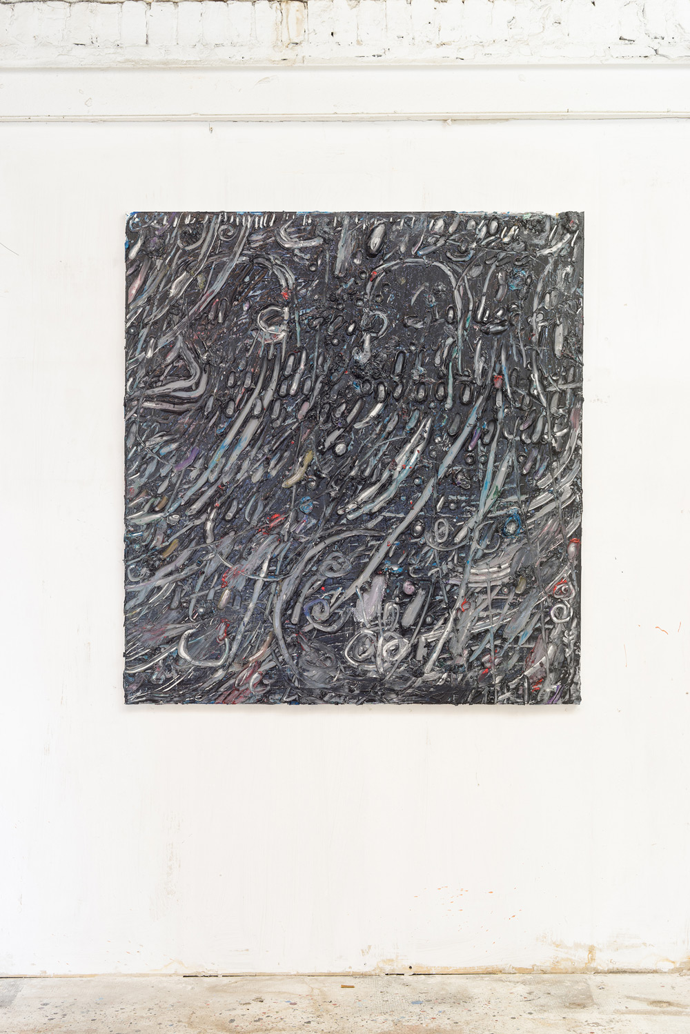 Mixed media on Canvas 140x130cm