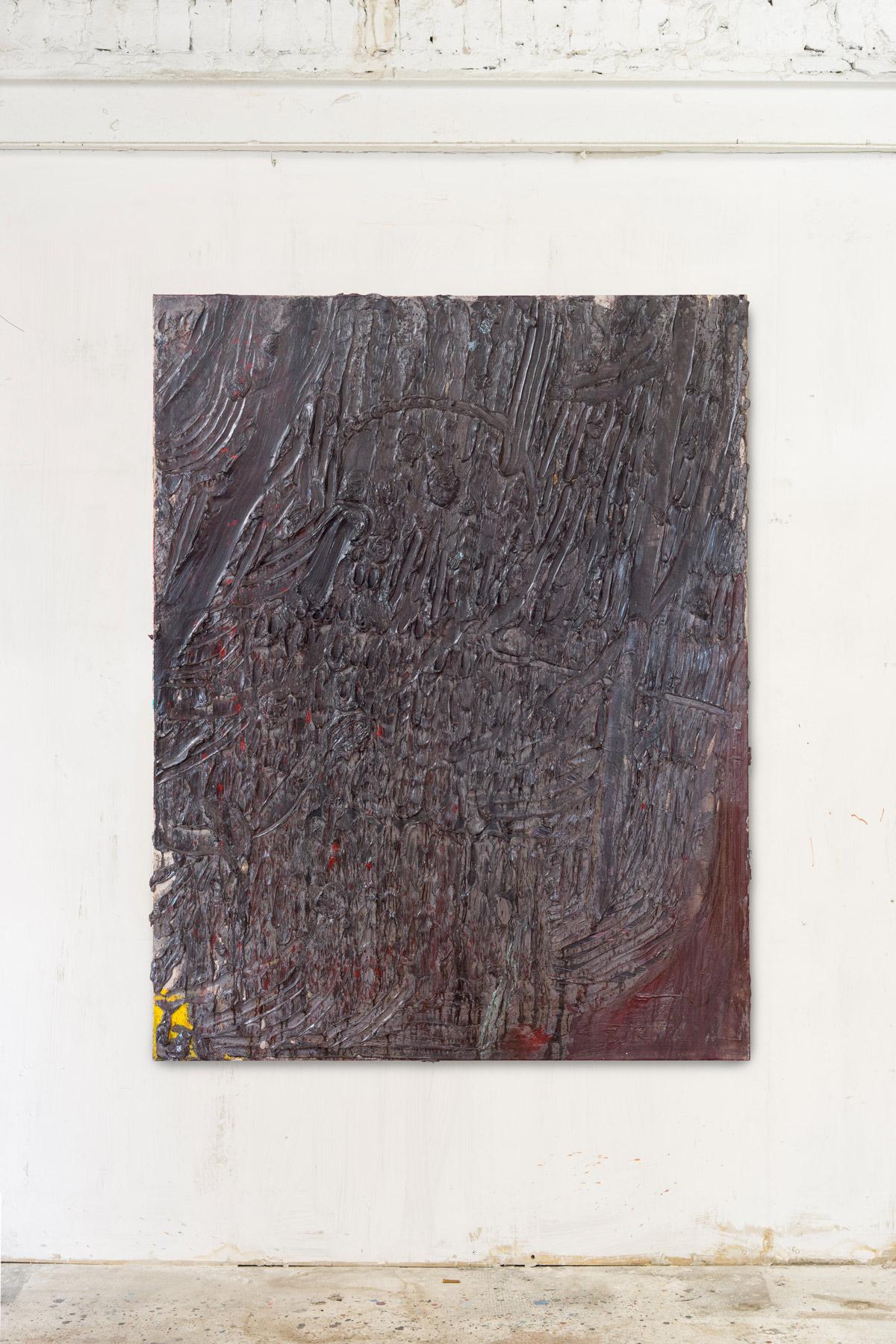 Mixed media on canvas 180x140cm
