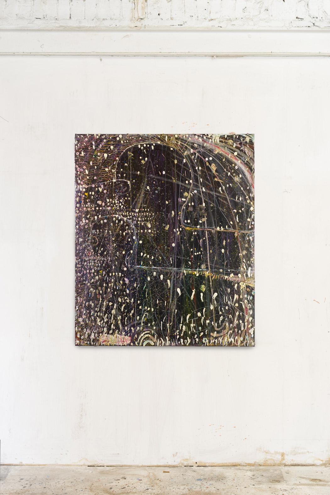 Acrylic on canvas 130x110cm