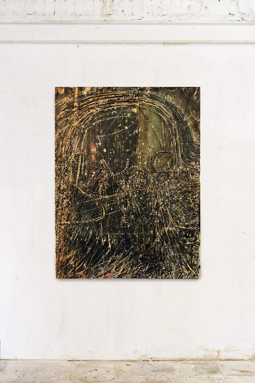 Acrylic on canvas 160x120cm