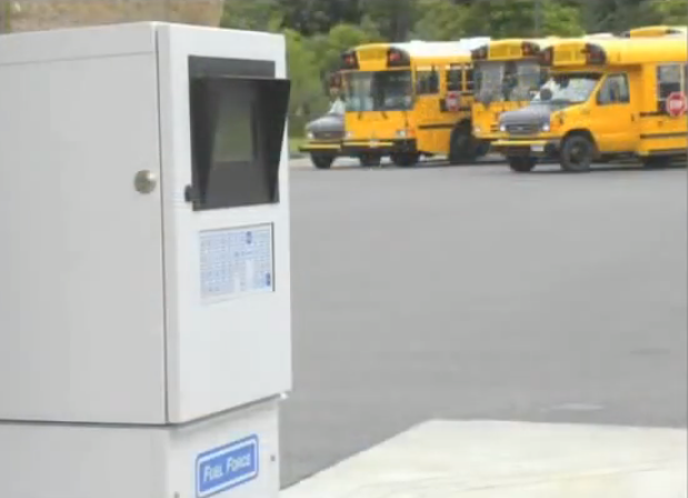 School Bus Fleet Fuel Management
