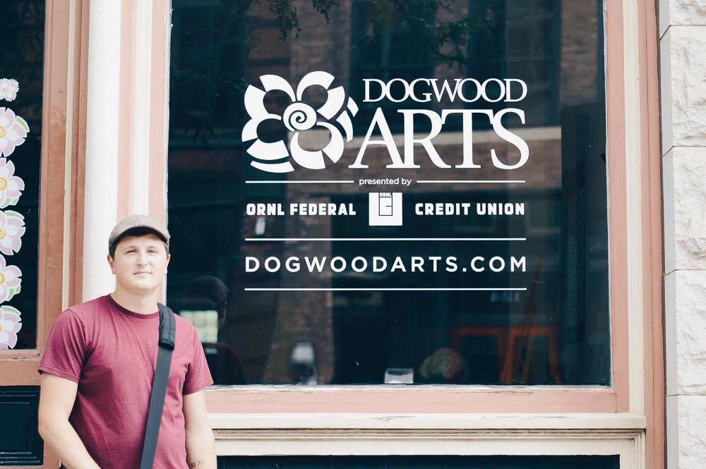 Dogwood Arts recently moved to a new location in Old City
