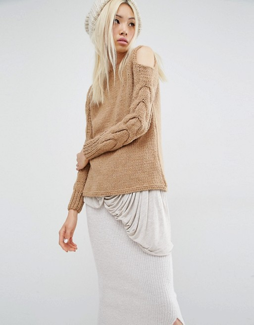 Asos Eco Edit   $  Next time you decide to order from Asos, skip new arrivals section, and go straight to their Eco Edits. You won't be disappointment: besides basics like t-shirts and hoodies they also have very cool and trendy designs. My favourite was the knitwear from Oneon.