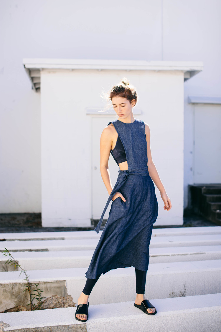 Being Apparel  $-$$ This brand is designing sustainable,beautiful and unique clothes for yoga.