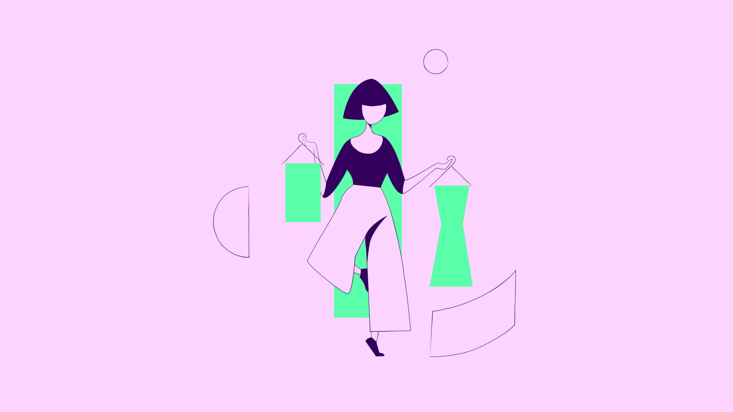 get your dream wardrobe back - Turn it into a unique, sustainable one.