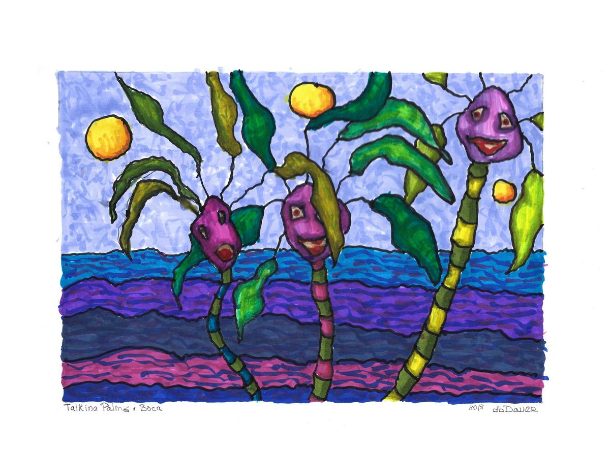 Talking Palms • Boca