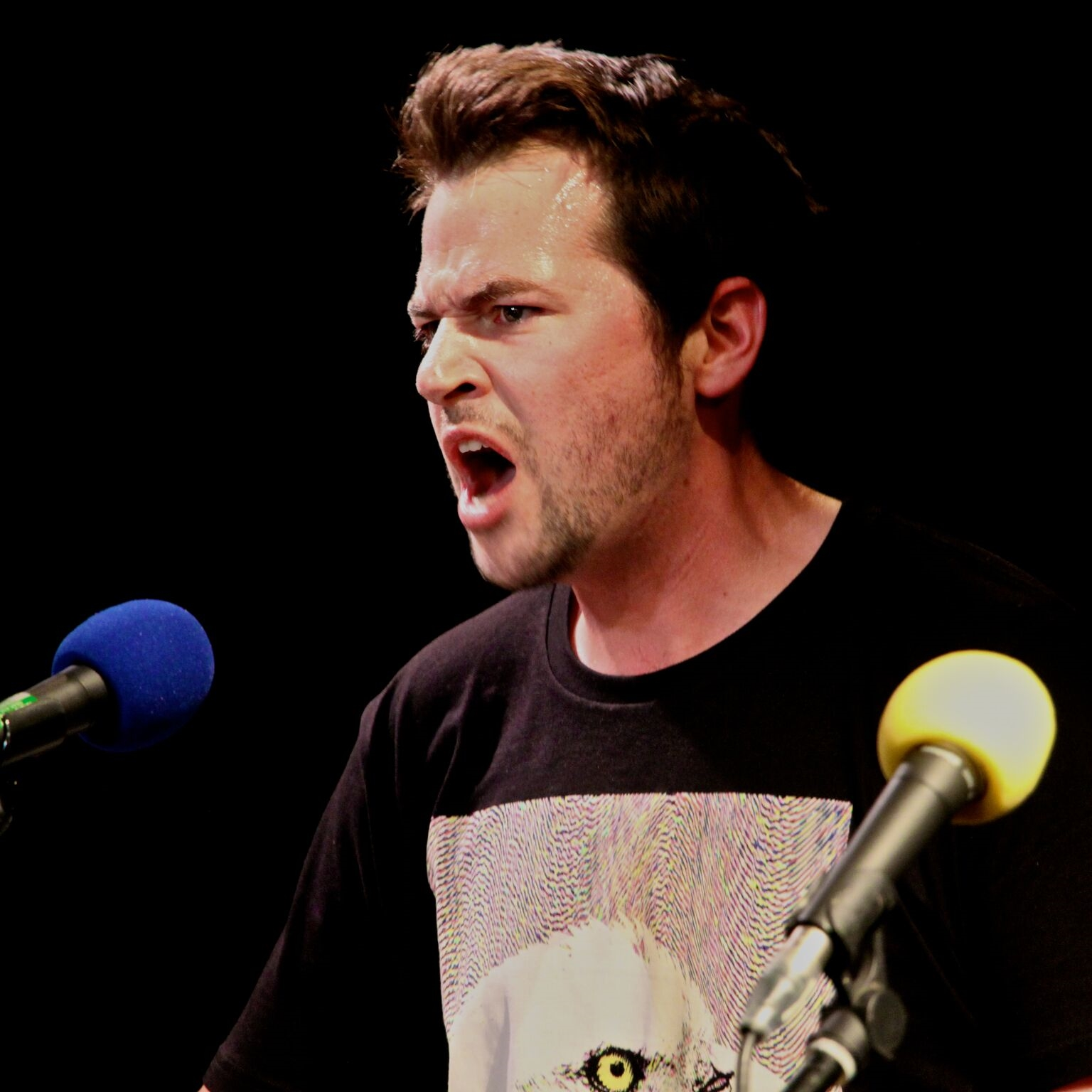 David Arrondelle - Hector    David regularly performs for stage, screen and the radio as a core member of triple award winning sketch troupe  Casual Violence  - he's been performing as Hector with the group since 2012! With Casual Violence, David has starred on BBC Radio 4 and performed award winning, sell-out run shows at the Soho Theatre, the Lowry, the Leicester Square Theatre, the Vault Festival, and the Edinburgh / Brighton Fringes.
