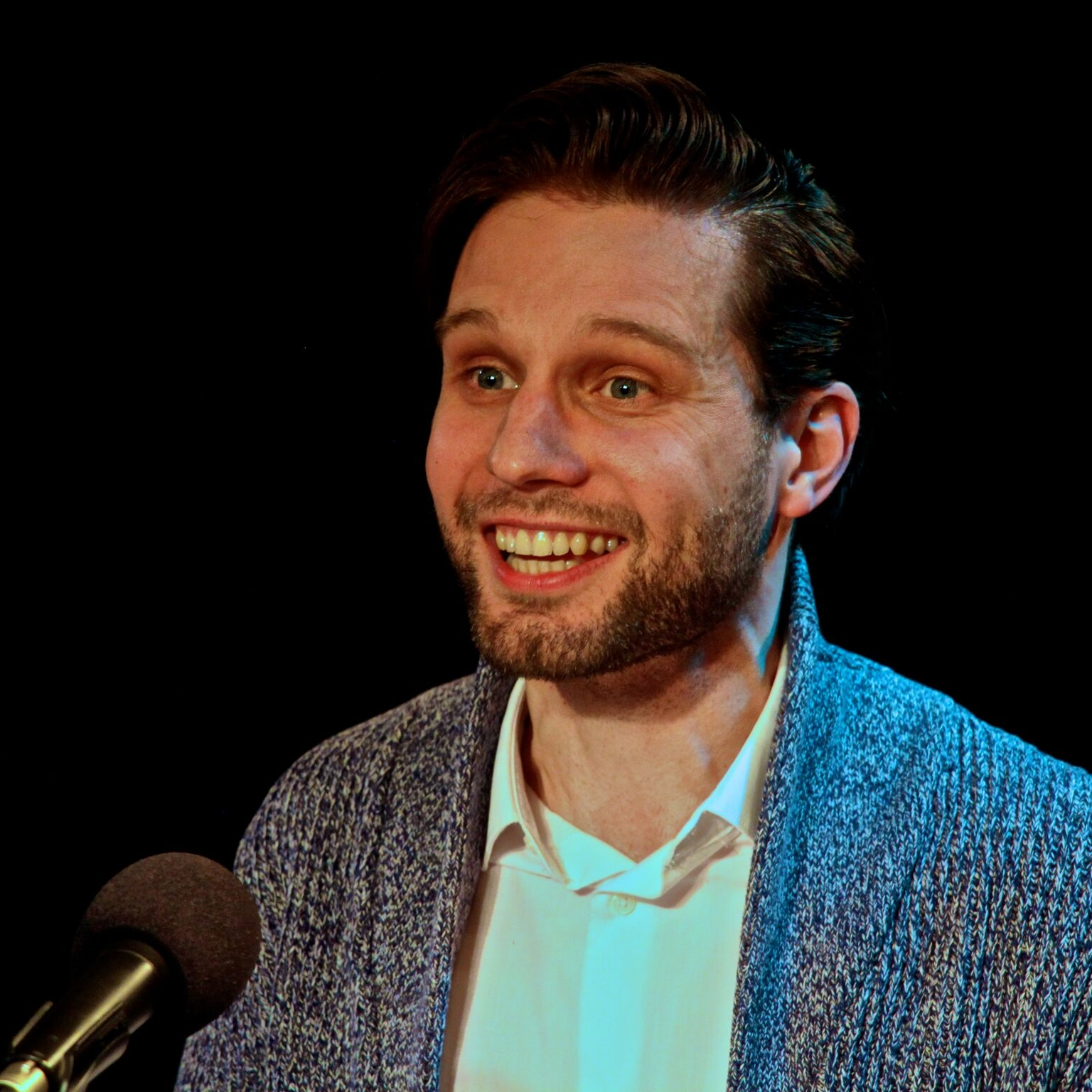 "Charles Booth - Phil    After a stint with the Oxford Revue and two years studying improv and sketch comedy at The Second City in Toronto,  Charles Booth  started doing character comedy in 2013, being tipped by Time Out as ""One To Watch"".  Last year he filmed a scene opposite Charlotte Rampling in the Oscar-nominated film 45 Years... but it got cut. #actorshavefeelingstoo"