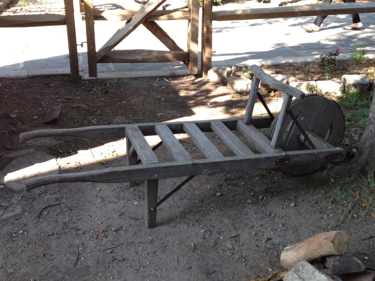 Wheelbarrow from Brooklyn