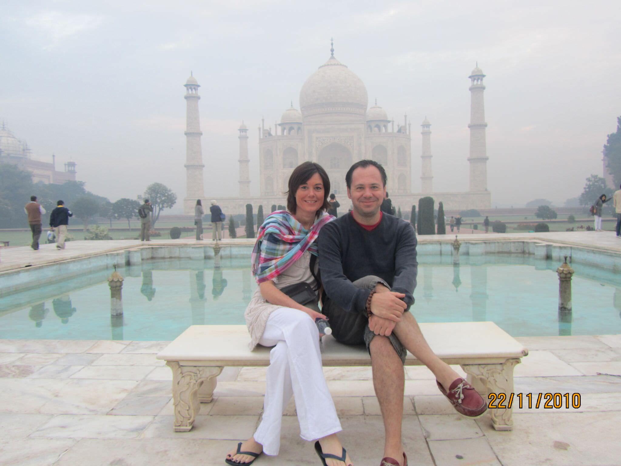 Nicolas en Kathy kiezen voor Well Communications. De herbronning in Indië zorgt voor nieuwe perspectieven.