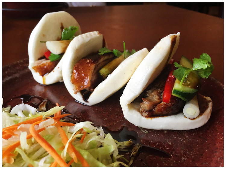 A009 Roasted Duck Buns