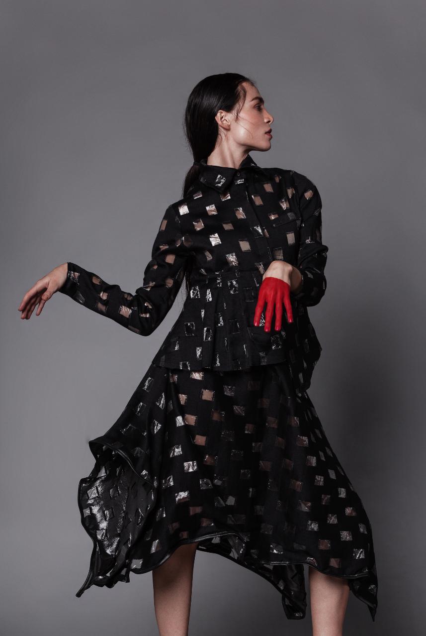 Blouse & Skirt by Area Di Barbara Bolognia