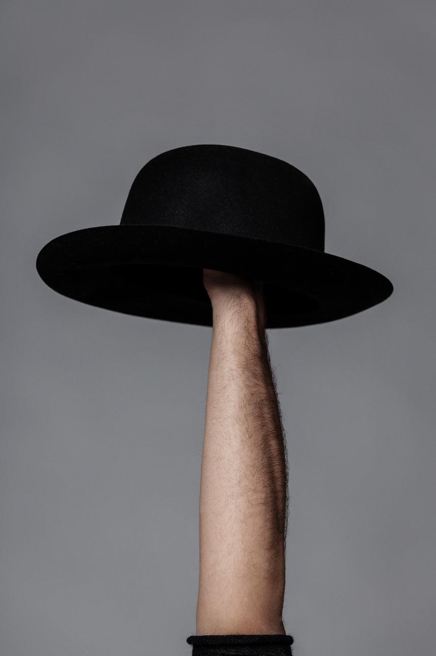Hat by Isabel Benenato