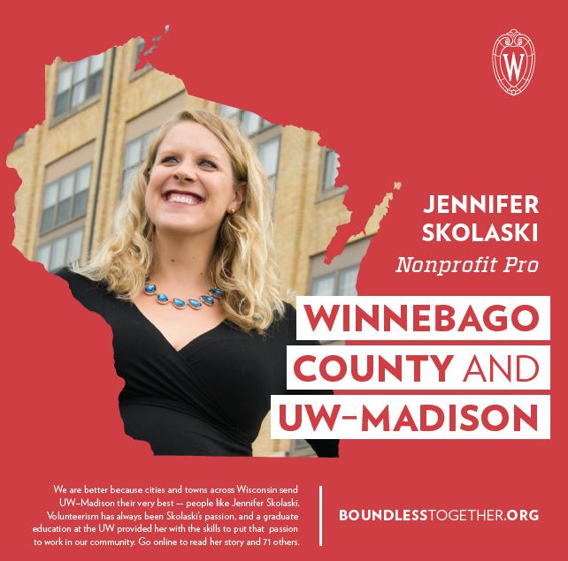 Photo courtesy of University of Wisconsin-Madison