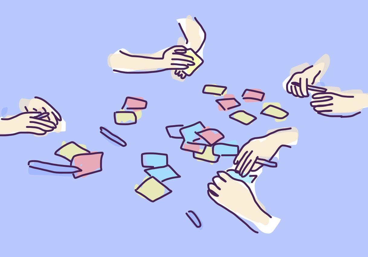Turn your creative process into horizontal teams