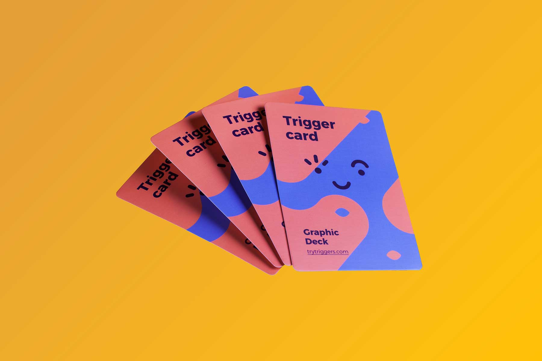 A tool for workshops and ideation - The cards work great for creative directors and facilitators that want to lead a creative workshop, and for creatives looking for support to their ideation sessions.